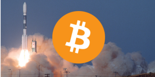 Stimulus Boosts Bitcoin To All Time High, Then Back Down After The Weekend