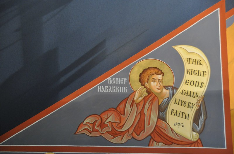 What Can We Do About Injustice? Studying The Book Of Habakkuk